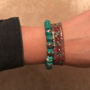 Cost Plus World Market Adjustable Bracelets